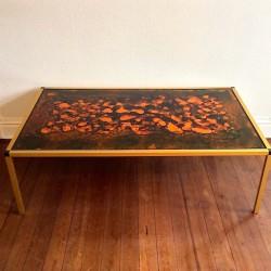 Soffbord glasbord/SÅLD
